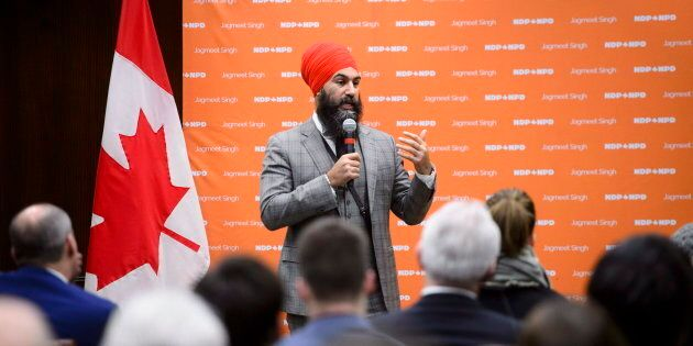 NDP Leader Jagmeet Singh admits there are