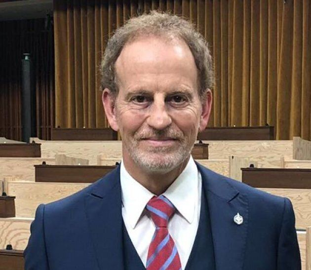 """Liberal MP Nicola Di Iorio initially said he was resigning from his position for """"family reasons"""" back in April."""