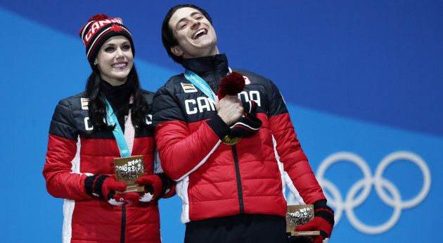 Canadian skaters Tessa Virtue and Scott Moir dominated headlines after an incredibly successful Winter Olympic Games.