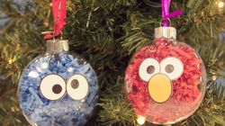 Keep The Kids Busy All Christmas With These 10 DIY Ornament