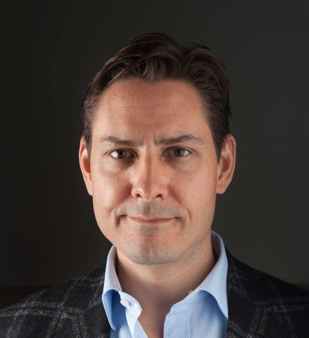 Former Canadian diplomat Michael Kovrig is shown in this undated handout