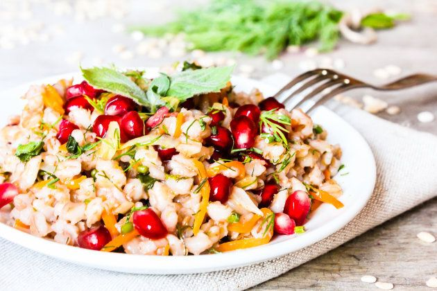 There are a ton of delicious, seasonal vegetarian meals you can serve on Christmas.