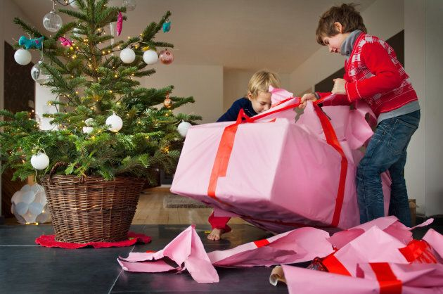 Give Your Kids A Gift That Doesn't Come Wrapped Up In Gender