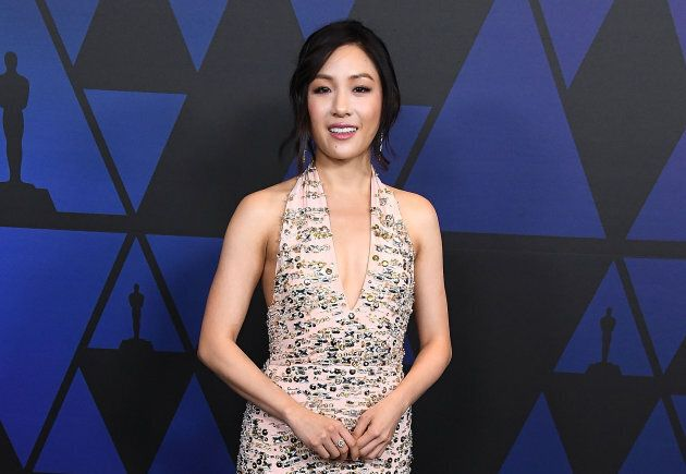Constance Wu arrives at the 10th Annual Governors Awards on Nov. 18 in Hollywood,