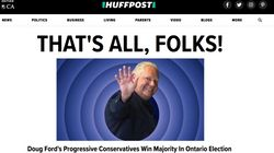 Here Are HuffPost Canada's Top Splashes Of