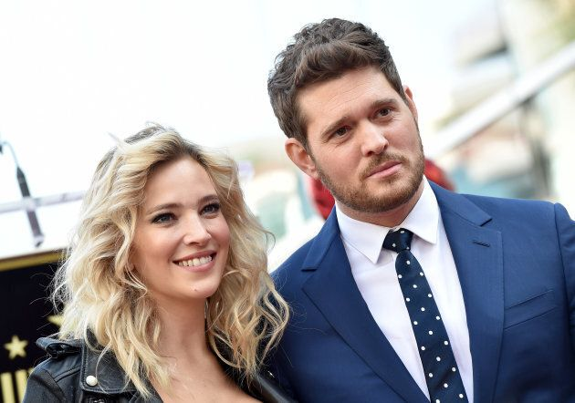 Michael Buble and Luisana Lopilato welcomed their daughter in