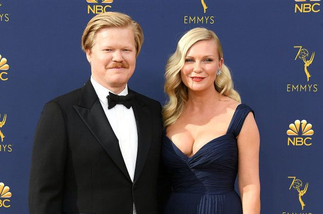 Kirsten Dunst welcomed her son with Jesse Plemons on May 3,