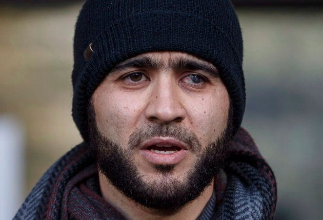 Khadr is seeking a Canadian passport to travel to Saudi Arabia and wants permission to speak to his