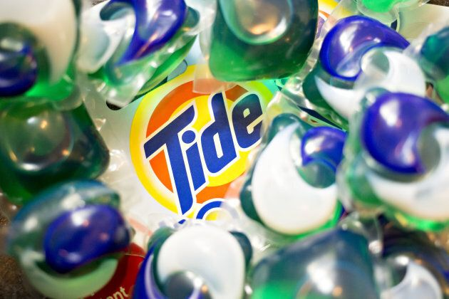 The Tide pod challenge was one of the more dangerous trends of the year.