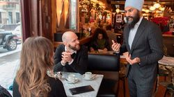 Jagmeet Singh Heads Into Byelection With New Chief Of