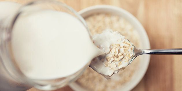 Oat milk started trending high in 2018, leading to a shortage of supply.