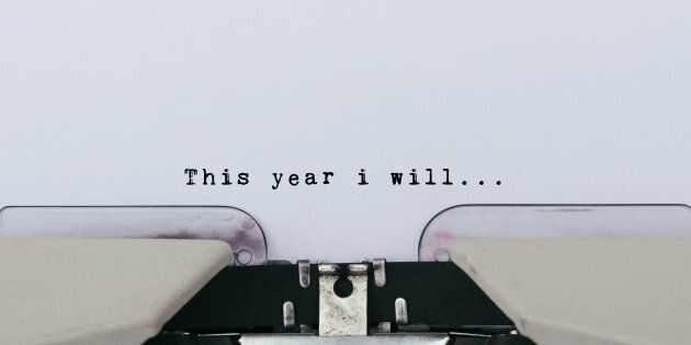 What do you want to achieve this year? Now's the time to turn thought into action.