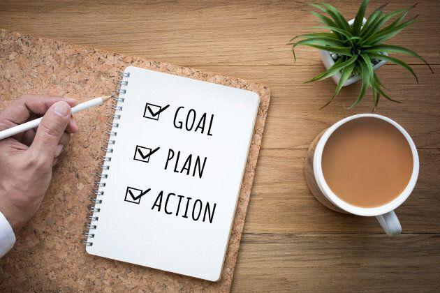 Set an action plan!
