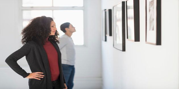 Prescribing a social activity like visiting an art gallery has proven to be an effective tool in the U.K. to help ease depression.