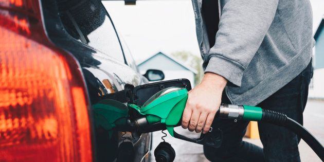 Canadians can expect a volatile year for gas prices, says a new