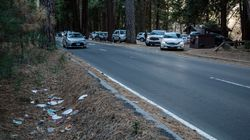 U.S. National Parks Overwhelmed By Garbage, Human