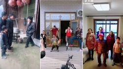 Charming Video Meme Of Chinese Families Is Taking Over The