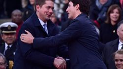 Scheer Goads Trudeau To Immediately Call 4