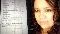 Community Rallies Around Alberta Mom After Racist Letter Tells Her To