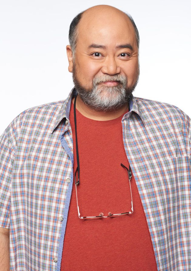 "Paul Sun-Hyung Lee stars in Canadian-Korean sitcom ""Kim's Convenience,"" which premieres tonight on the Canadian Broadcasting Corporation."