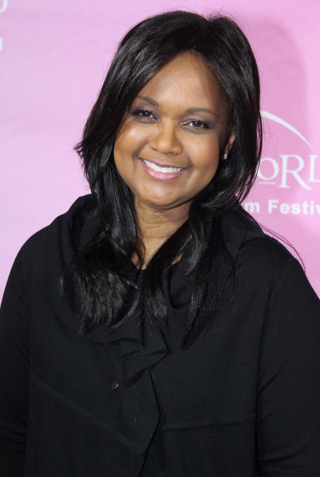 Actor and ReelWorld Founder Tonya Lee Williams attends the ReelWorld Film Festival at CBC on February...
