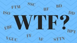 Here's What All Those Damn Acronyms Mean In Parent Facebook