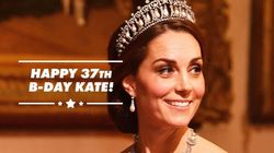 ▶️ Happy Birthday To This Duchess Of Style, Kate