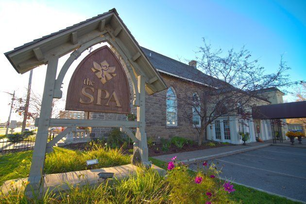 The Spa Ottawa's owner Christine Cohen has entered her name in the province's lottery for one of the...