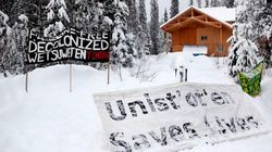 Wet'suwet'en Hereditary Chiefs Reach Deal With RCMP Over B.C.