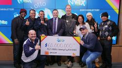 Newcomer To Canada Among 9 Coworkers Splitting $60M Lotto