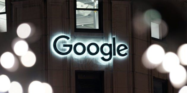Google's office in Montreal, Que. on Sunday, Dec. 10,