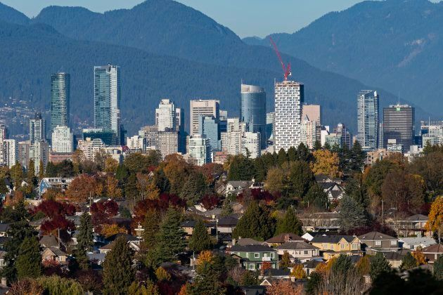 Vancouver, B.C. on Oct. 21,