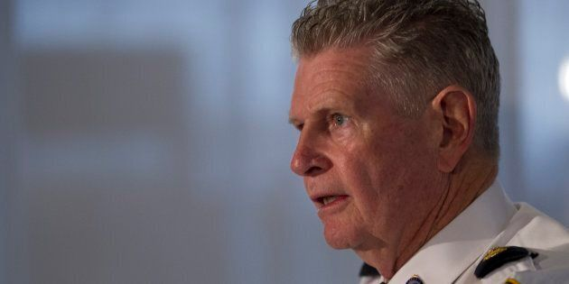 Toronto Police Superintendent Ron Taverner is seen in a 2012 file photo. OPP deputy commissioner Brad...