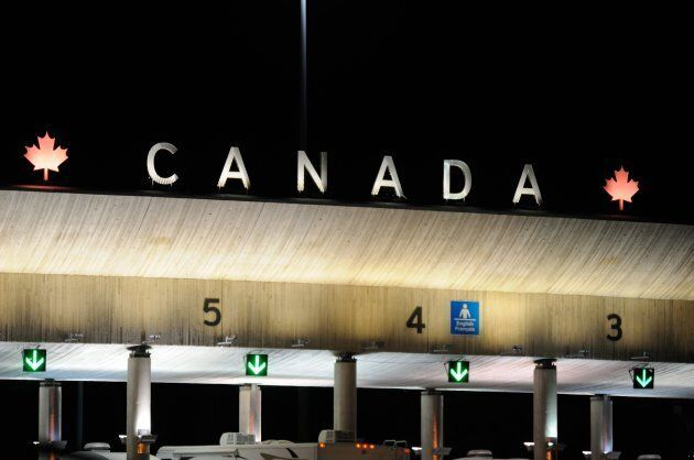 Six times as many people on a U.S. terror-suspect database tried to enter the U.S. from Canada as they...