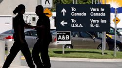 Attention Drifts To Canadian Border As U.S. Shutdown