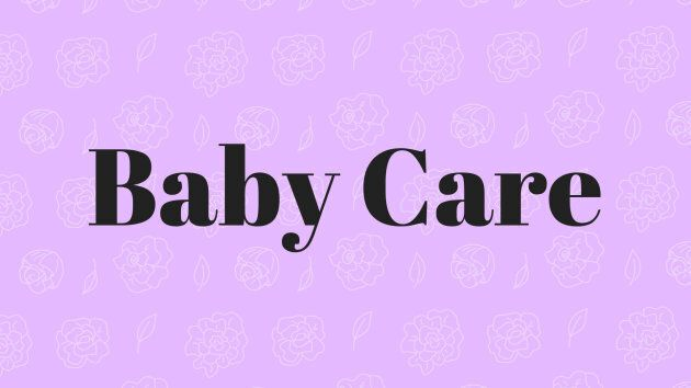 Parent-recommended items for baby care.
