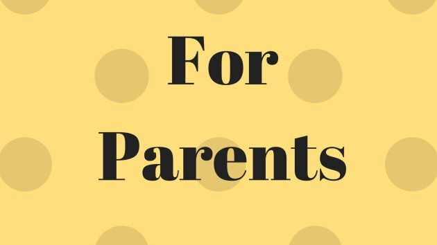Parent-recommended products for... parents.