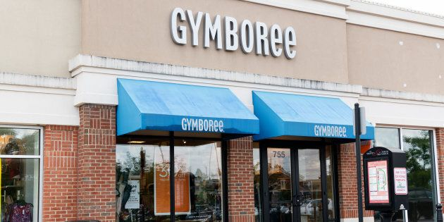 A Gymboree store in North Brunswick Township, N.J., Aug. 14, 2018. Gymboree has filed for bankruptcy...