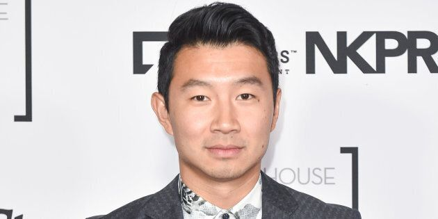 Simu Liu attends the Producers Ball at the Toronto International Film Festival on Sept. 7, 2018.