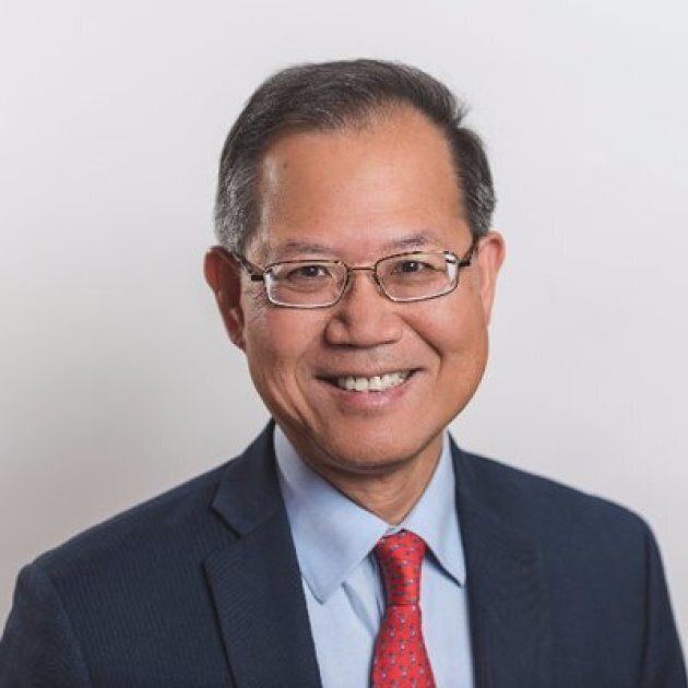 The Liberals announced Richard T. Lee as their new candidate in Burnaby