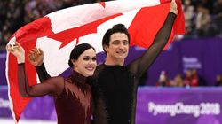 Tessa, Scott, And Your Fave Stars Will Skate To Your TV In