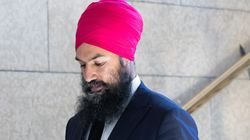 It's Showtime For NDP Leader Jagmeet