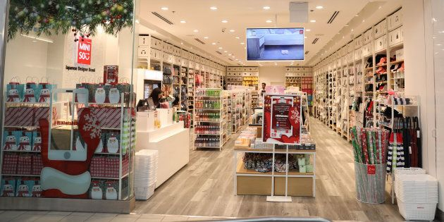 A Miniso location at Pickering Town Centre, Pickering, Ont., Nov. 28, 2018. Miniso is one of numerous...
