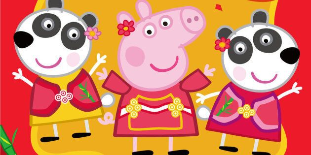 Peppa Pig Ushers Lunar New Year In Canada With New Movie