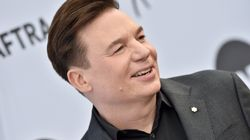Mike Myers Will Never Stop Repping Canada In
