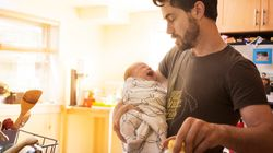 Screen New Dads For Depression, Advocates Urge As Canada