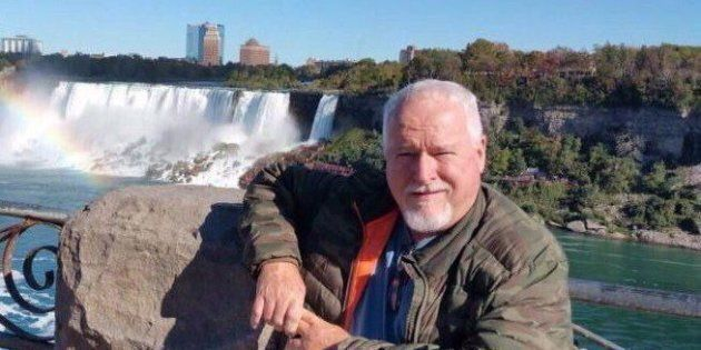 Bruce McArthur is pictured in an undated handout