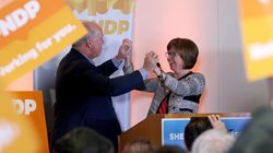 Ex-MP Wins 'Pivotal' B.C. Byelection, NDP Government To Keep Grip On