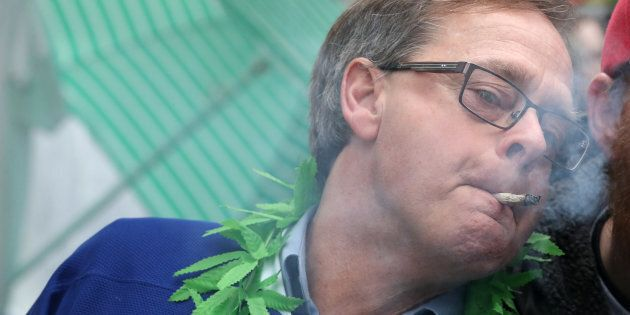 Marc Emery is often described as 'the Prince of Pot' and has been an advocate of cannabis policy reform...