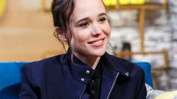 Ellen Page Chokes Up Talking LGBTQ Rights, Canadian Enviro
